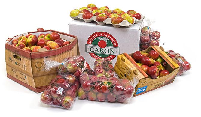 Produits Maison de la pomme