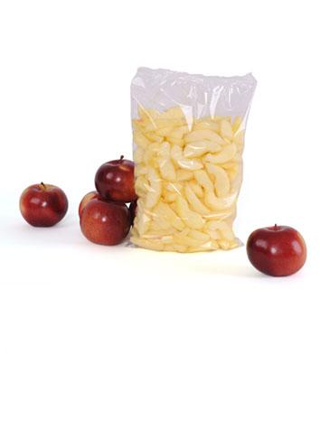 Pommes, pelées, tranchées - 1,14 kg