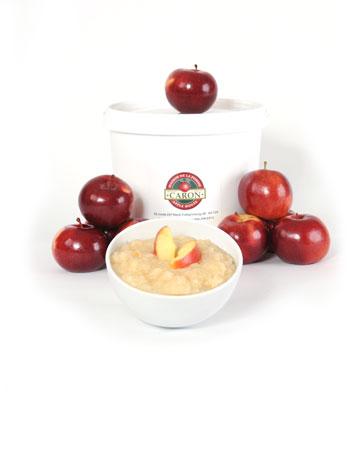 Compote de pommes à l'ancienne -10 lbs
