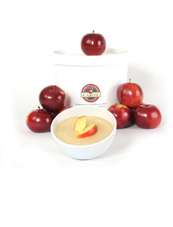 Apple puree - 5 kg